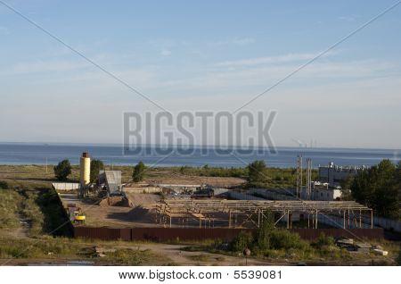 Gravel Storage Facility