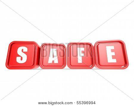 Safe cube