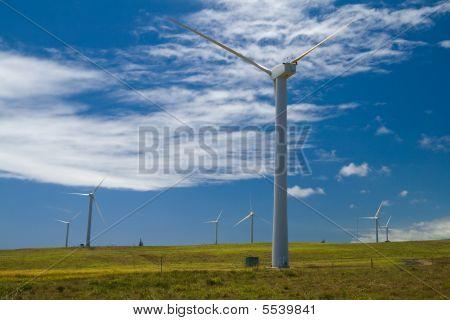 Wind-macht