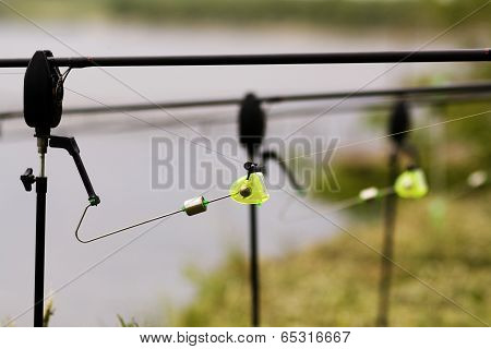 Warning For Fishing