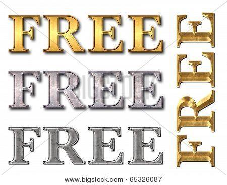 Free Text Metal