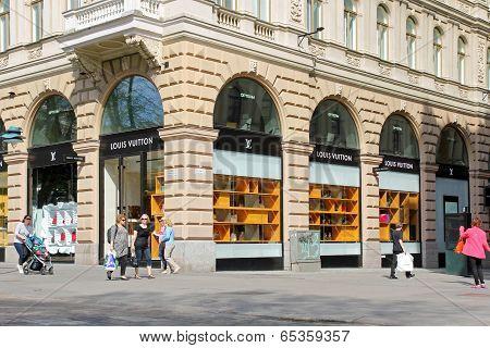 Louis Vuitton Helsinki Store, Finland