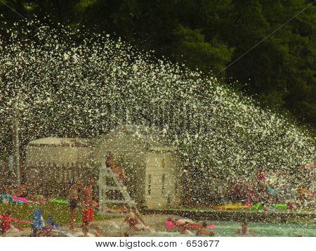 waterparkspray