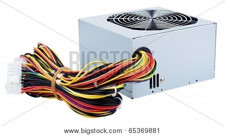 The power supply unit of personal computer