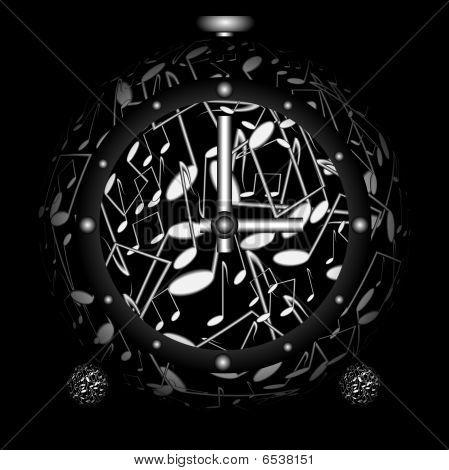 The Clock-sphere