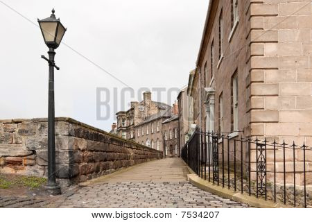 Walk the Walls at Berwick Upon Tweed