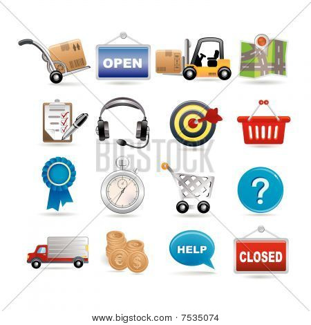 Shopping And Logistic