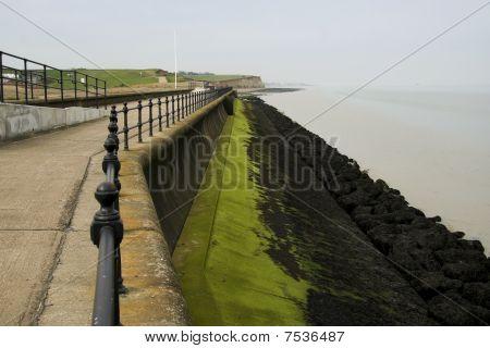 Herne Bay Coastal Erosion Defenses