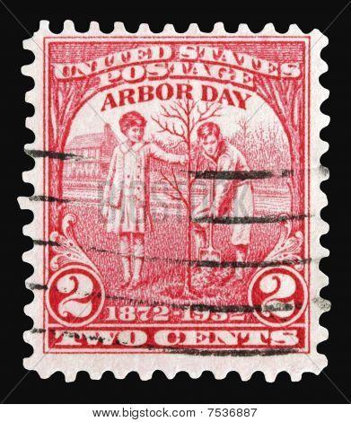 Arbor Day 1932