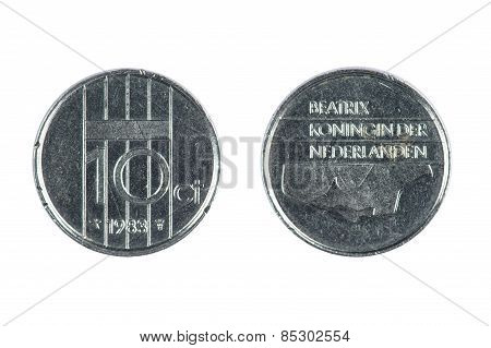 Netherlands Coin