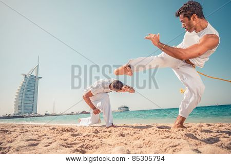 Capoeira Athletes