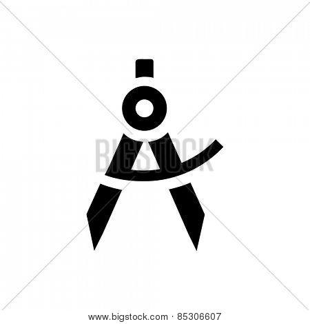 School compass icon