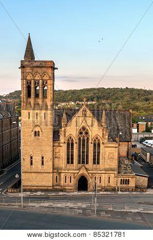 Huddersfield Church