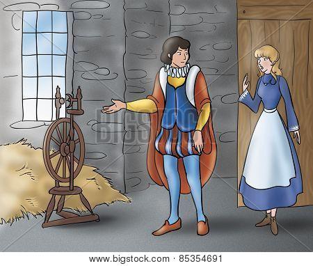 Prince and girl