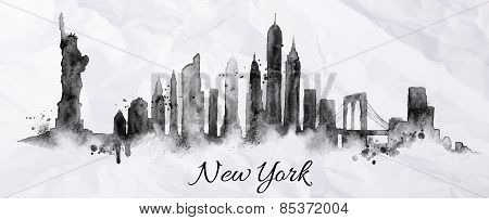 Silhouette ink New york