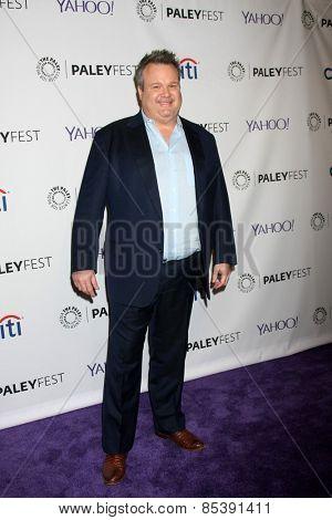 LOS ANGELES - MAR 14:  Eric Stonestreet at the PaleyFEST LA 2015 -