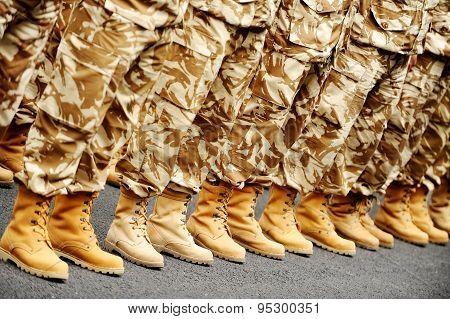 Desert Camouflage Uniform