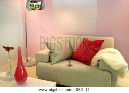 Rosy Interior