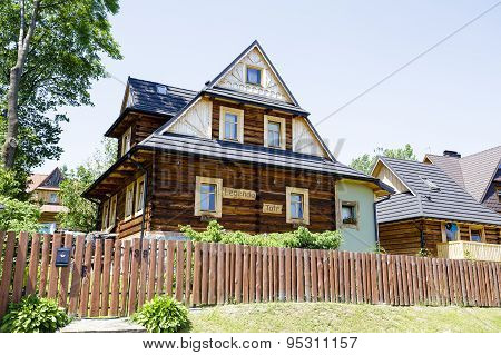 Wooden Villa, Zakopane