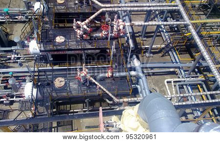 Equipment Oil Fields