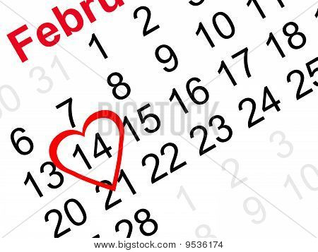 Valentine's day reminder
