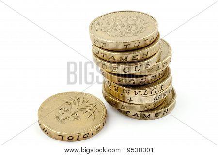 £ 1 (Pfund) Münzen