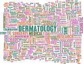 Dermatology Medical Study of Skin and Diseases poster
