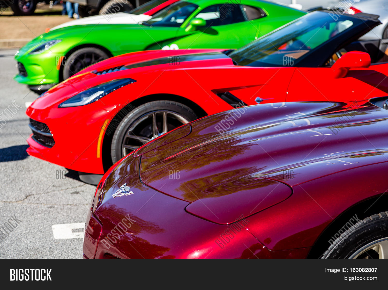 ATLANTA GEORGIA July Image Photo Free Trial Bigstock - Caffeine and octane car show schedule