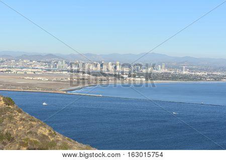 San Diego, California -  Usa - December 04, 2016: San Diego, California -  Usa - December 04, 2016: