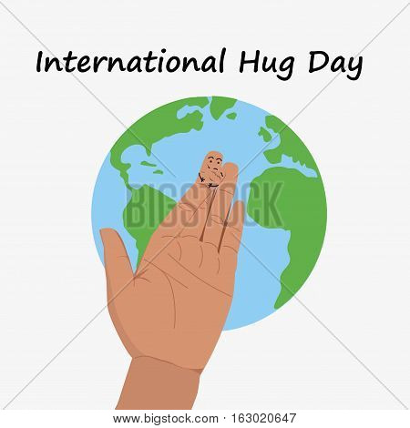 Hug Day January