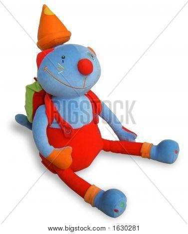 Children'S Toy Cat