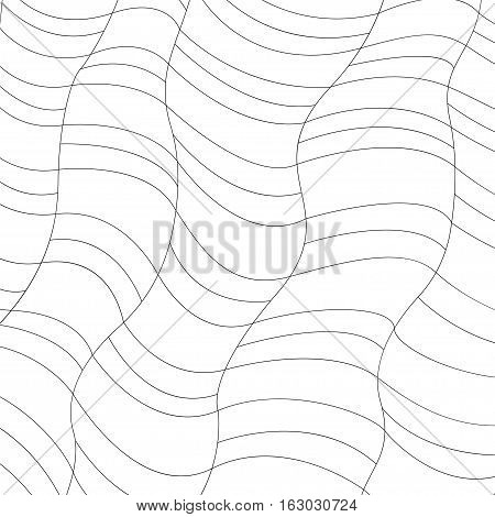 Abstract background with doodle style, zen tangle for you design or adult coloring book