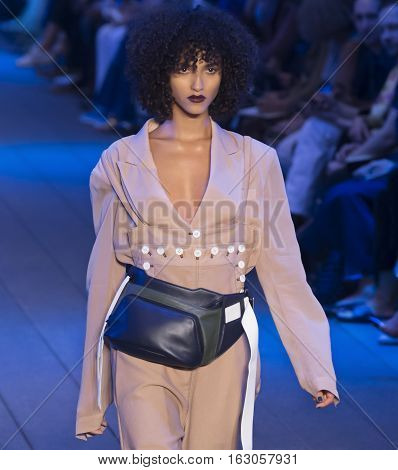 Dkny - Spring 2017 Collection