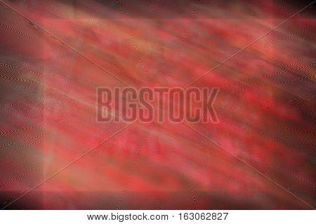 abstract red background with soft pattern and darker frame