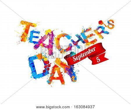 Teacher's Day Congratulation Card