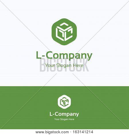 L Company Logo