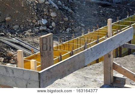 Construction And Installation Of Foundations