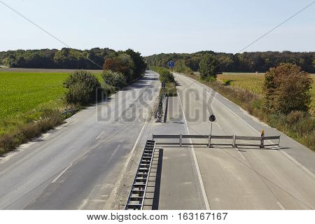 Soft Coal - Formerly Autobahn A4 Near Kerpen-buir