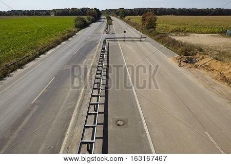 Soft Coal - Formerly Autobahn A4 Near Kerpen-buir