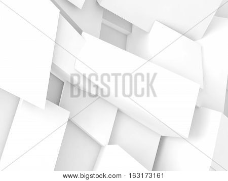 Abstract Digital Graphic Background 3 D