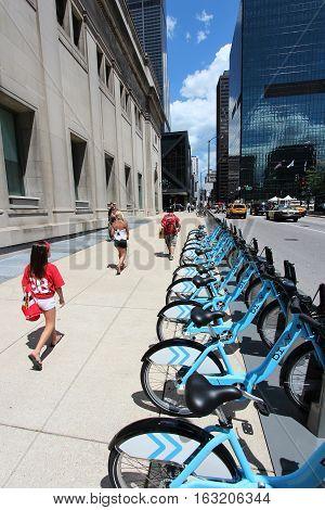 Chicago City Bikes