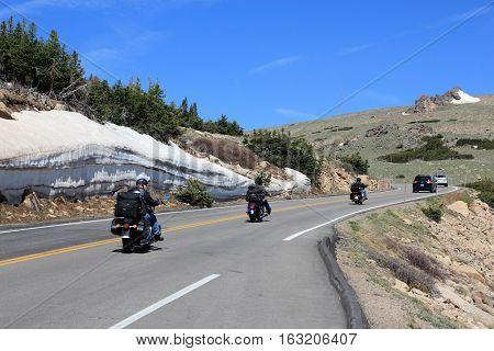 Motorbike Tourism