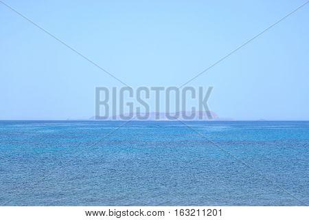 Dia island in Cretan Sea near Hersonissos Crete Greece.