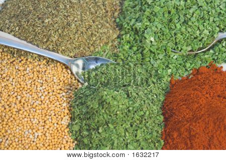 Herbs Spices And Seeds