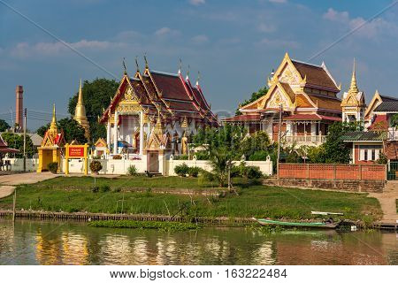Wat Mondop Buddhist Temple
