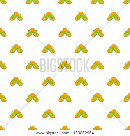 Slates pattern. Cartoon illustration of slates vector pattern for web