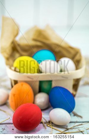 Beautiful Easter Composition