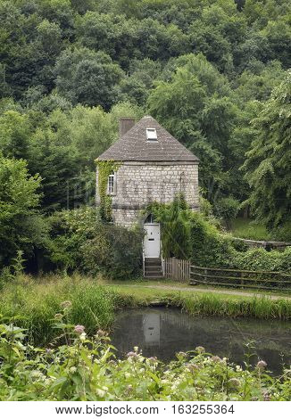 Chalford Round House Thames & Severn Canal Stroud Gloucestershire