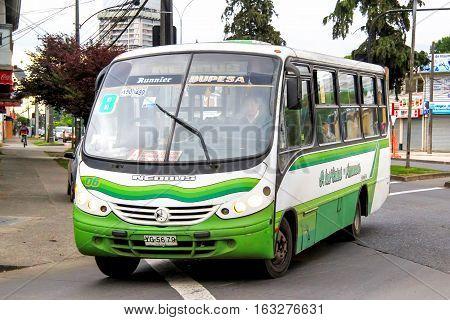 Small City Bus Neobus