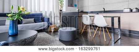Modern Apartment With Kitchen